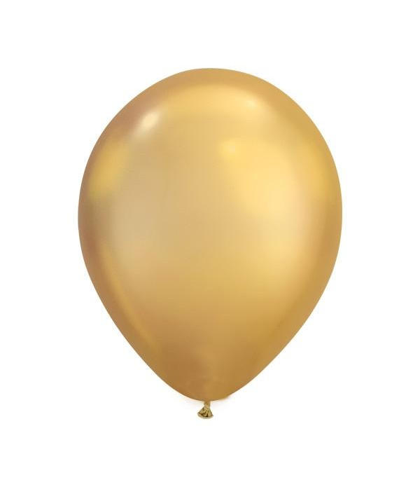 Chrome Latex Helium Balloons 12""