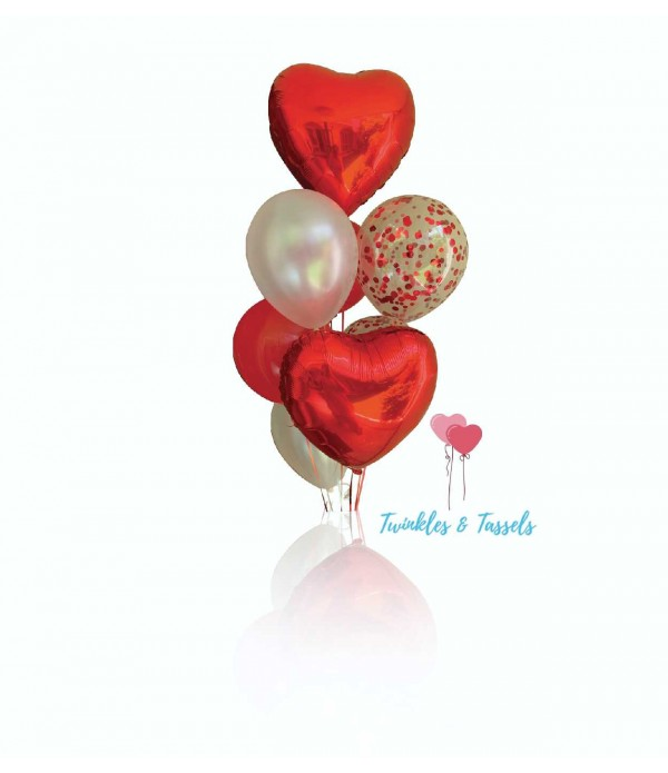 Love Dream Balloon Bouquet