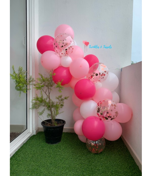 Grab & Go Balloon Garlands